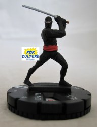 Heroclix Batman: The Animated Series 010 Ninja