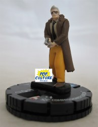 Heroclix Batman: The Animated Series 011 Commissioner Gordon