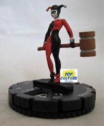 Heroclix Batman: The Animated Series 014 Harley Quinn
