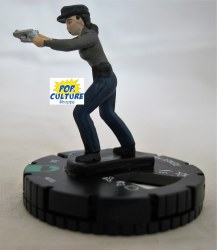 Heroclix Batman: The Animated Series 018 Renee Montoya