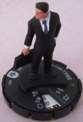 Heroclix Brave and the Bold 001 Bruce Wayne