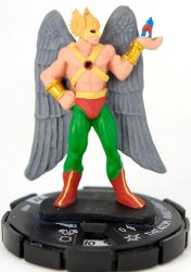 Heroclix Brave and the Bold 009 The Atom and Hawkman