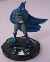 Heroclix Brave and the Bold 016 Batman