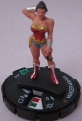 Heroclix Brave and the Bold 018 Wonder Woman