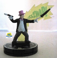 Heroclix Batman Classic TV 012 The Penguin