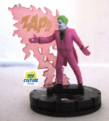 Heroclix Batman Classic TV 015 The Joker