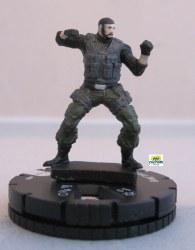 Heroclix Batman: Arkham Origins 008 Bane Thug