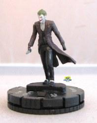 Heroclix Batman: Arkham Origins 009 The Joker