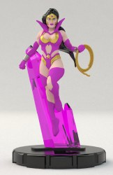 Heroclix Blackest Night 007 Wonder Woman