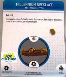Heroclix Yu-Gi-Oh!: BotM S106 Millennium Necklace