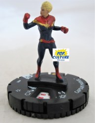 Heroclix Black Panther & the Illuminati 002 Captain Marvel