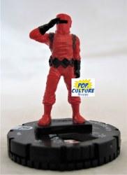 Heroclix Black Panther & the Illuminati 005 A.I.M. Red Squad