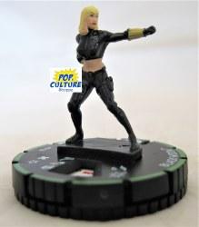 Heroclix Black Panther & the Illuminati 013b Black Widow Prim