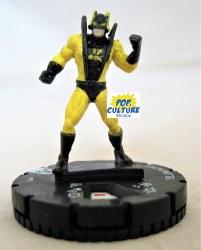 Heroclix Black Panther & the Illuminati 015 Yellowjacket