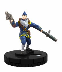 Heroclix Bioshock: Infinite 001 Founder Soldier