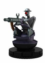 Heroclix Bioshock: Infinite 002 Machine Gun Turret