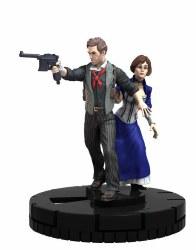 Heroclix Bioshock: Infinite 011 Booker and Liz