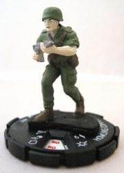 Heroclix Captain America 002 Howling Commando