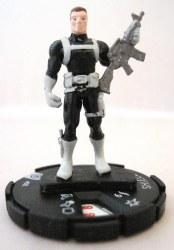 Heroclix Captain America 005 Shield Agent