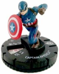 Heroclix Captain America Civil War Movie Starter 001 Captain America
