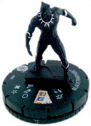 Heroclix Captain America Civil War Movie Starter 006 Black Panther
