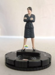Heroclix Captain America Winter Soldier 011 Maria Hill
