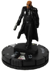 Heroclix Captain America Winter Soldier 015 Nick Fury