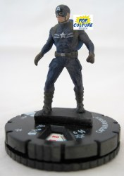 Heroclix Captain America Winter Soldier 101 Captain America