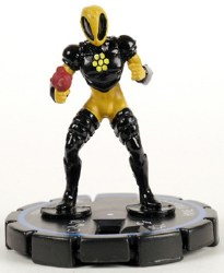 Heroclix Collateral Damage 002 HIVE Trooper
