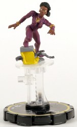 Heroclix Collateral Damage 007 Vixen