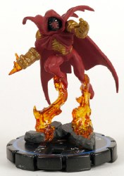 Heroclix Collateral Damage 017 Azrael