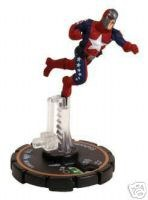 Heroclix City of Heroes 001 Statesman