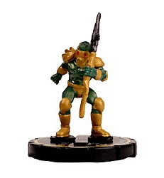 Heroclix Cosmic Justice 011 Parademon Warrior