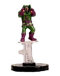 Heroclix Cosmic Justice 016 Lex Corp Battlesuit