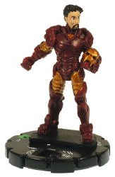 Heroclix Marvel Classic 1-04 Iron Man
