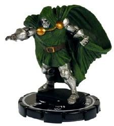 Heroclix Marvel Classic 1-09 Dr. Doom