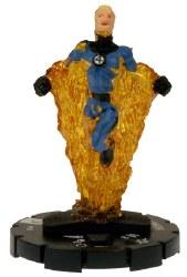 Heroclix Marvel Classic 1-10 Human Torch