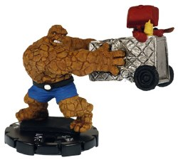 Heroclix Marvel Classic 1-11 The Thing