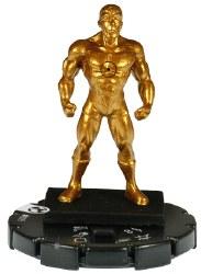 Heroclix DC Crisis 009 Gold
