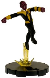 Heroclix DC Crisis 055 Sinestro