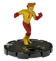 Heroclix DC Crisis 101 Wally West