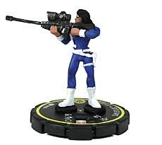 Heroclix Clobberin Time 006 Shield Sniper