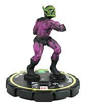 Heroclix Clobberin Time 017 Skrull Commando