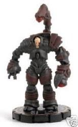 Heroclix City of Villains 003 Black Scorpion