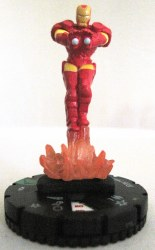 Heroclix Chaos War  FF001 Iron Man