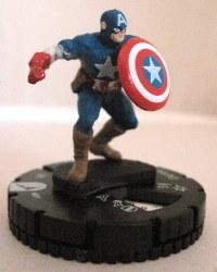 Heroclix Chaos War  FF003 Captain America