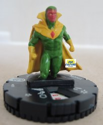 Heroclix Civil War SOP 003 Vision
