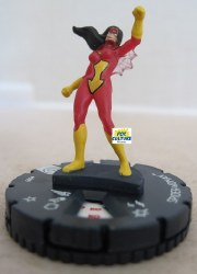 Heroclix Civil War SOP 009 Spider-Woman