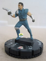 Heroclix Civil War SOP 017 Coldblood