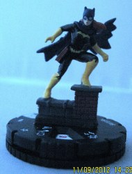 Heroclix DC 10th Anniversary 006 Batgirl